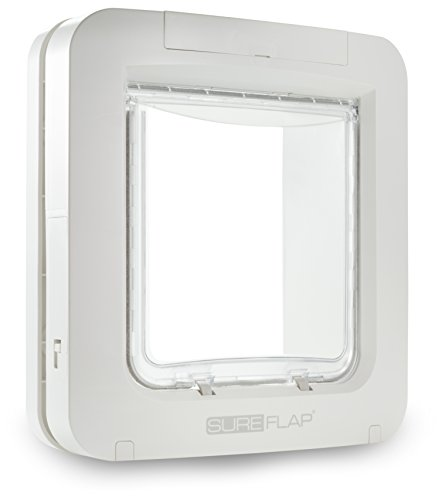 SureFlap Microchip Pet Door (White) from SureFlap MicroChip Pet Door