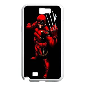 Wolverine Comic Samsung Galaxy N2 7100 Cell Phone Case White present pp001_9768869