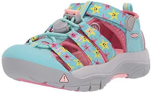 KEEN Baby Newport H2 Water Shoe, Tibetan Stone Starfish, 6 M US Toddler