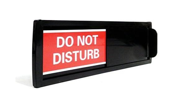 No Molestar Firmar, Negro (no molestar, Hotel sign, no ...