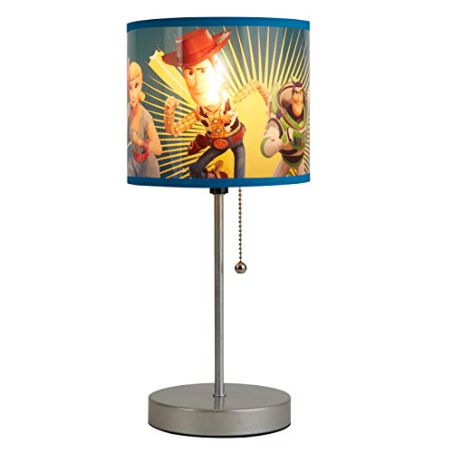 Disney Toy Story 4 Stick Table Lamp, Multi -