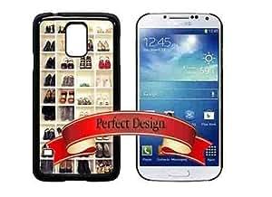Womens Closet Heel collection Galaxy S5 Phone Case