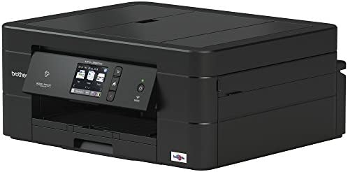 Brother Wireless All-In-One Inkjet Printer, MFC-J895DW, Multi-Function Color Printer, Duplex Printing, NFC One Touch to Connect Mobile Printing, Amazon Dash Replenishment Enabled 41CFmbvcejL