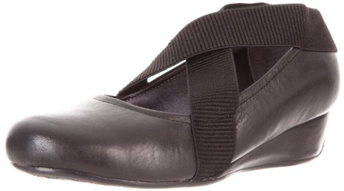 Blondo Womens Erynn Wedge Pump Black Broadway gandO7Zq