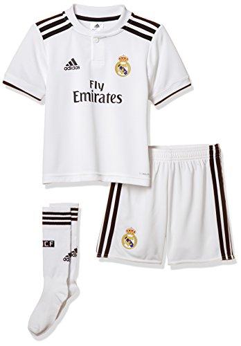 adidas 2018-2019 Real Madrid Home Mini Kit - Madrid Home Kit