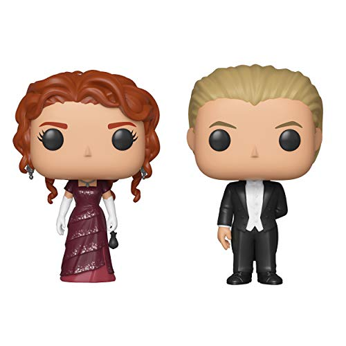 Funko Movies: Pop! Titanic Collectors Set - Rose, Jack