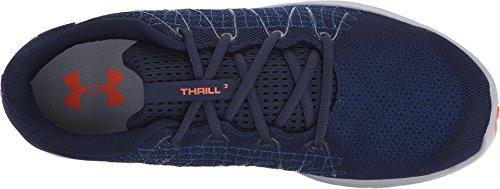 Under Armour Ua Thrill 3, Zapatillas de Entrenamiento para Hombre Azul (Midnight Navy)