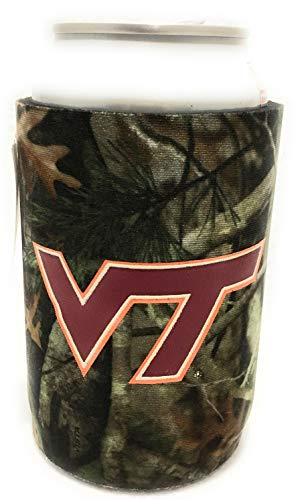 (Virginia Tech Hokies Can Holder Koozie)