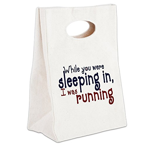 CafePress - Sleepin In Copy.Png - Canvas Lunch Tote, Lunch Bag (Halloween Candy Png)