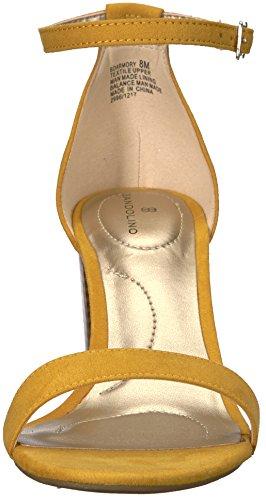 Pink Multi Armory Sandal Heeled Women's US Bandolino Marigold 6fIxOqZnWw
