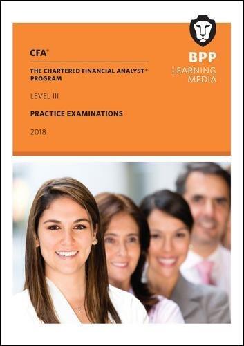 CFA Level 3: Practice Examinations