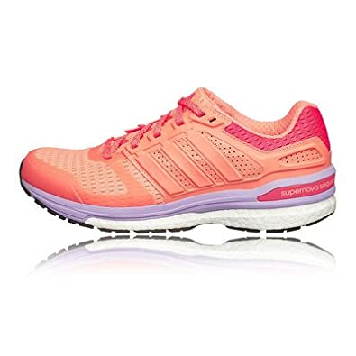 c7eb7d8a630a0 adidas Women s Supernova Sequence Boost 8 Running Shoes  Amazon.co.uk   Shoes   Bags