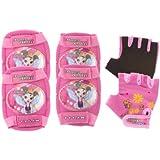 Titan Flower Princess Multi-Sport Pink Pad Set