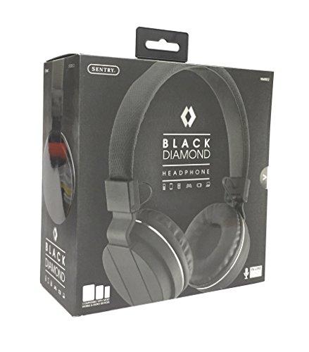 - Sentry Black Diamond Headphones HM802