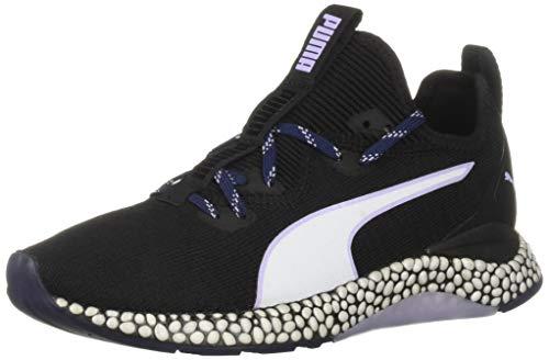 PUMA Women's Hybrid Runner Sneaker Peacoat-Sweet Lavender 6.5 M US
