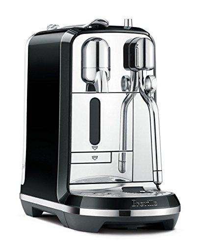 Brand New - Breville BNE600SLQUSC Nespresso Creatista Espresso and Coffeemaker - Black Color by Breville_BNE600SLQUSC (Image #2)