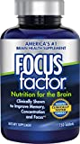 Focus Factor Nutrition for The Brain - Memory, Concentration & Focus - DMAE