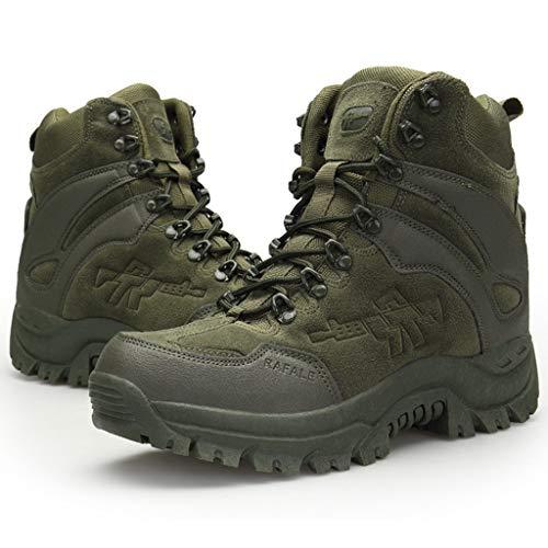 Plein Militaire Automne Army Green Respirant Léger En Randonnée Tactique De Antidérapant Hommes Désert Bottes Militaires Snfgoij Air Sable Chaussures AP5w8xq