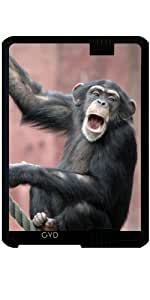 "Funda para Kindle Fire HD 7"" (2012 Version) - Chimpanzee_2015_0601 by JAMFoto"