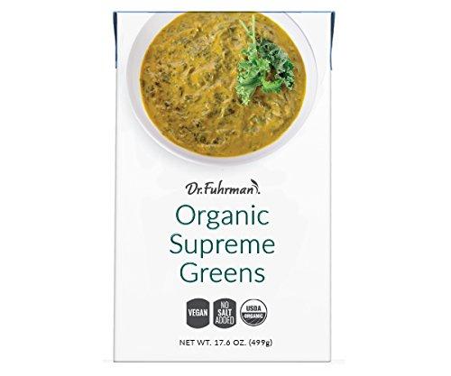 Dr. Fuhrman's Supreme Green Soup