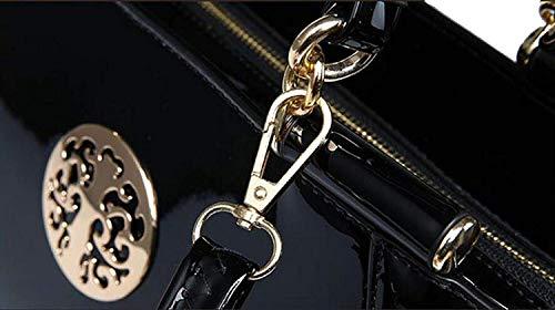 A Da Pochette Sera 33 23 Dimensione Qwhing Vernice Gold Tracolla colore Della Red Borse 14 In Borsa Spalla qI5BqSwWd