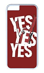 iPhone 6 Plus Case,VUTTOO iPhone 6 Plus Cover With Photo: Yes For Apple iPhone 6 Plus 5.5Inch - PC White Hard Case