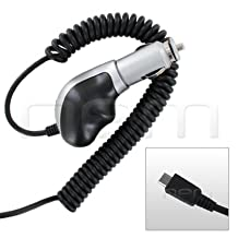 LG F4NR Premium Heavy Duty Turbo Charge Technology Micro USB Car Auto Charger