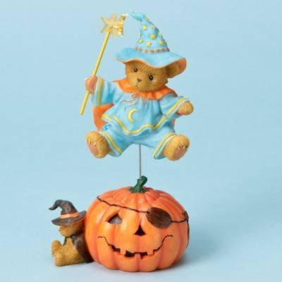Cherished Teddies Merle Halloween Is Pure Magic 4023729 - NEW!