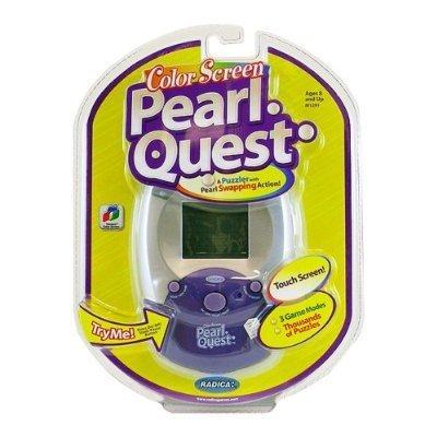 Color Screen Pearl Quest