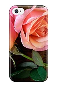 Flower DIY Phone Diy For Touch 5 Case Cover LMc-22385 at LaiMc