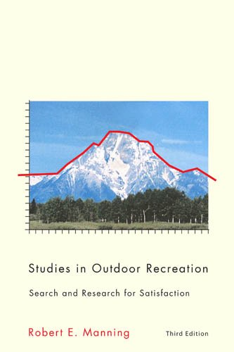 Studies in Outdoor Recreation, 3rd ed.: Search and...