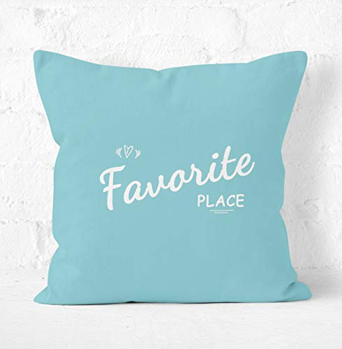 A&R Favorite Place Cushion Covers, Sofa Soft Cushions Cover, Pillow cases...