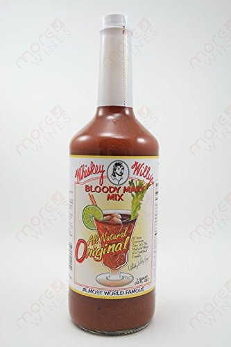 Whiskey Willy's Original Bloody Mary Mix - (2 Pack of 32 Fl. Oz. Bottles)