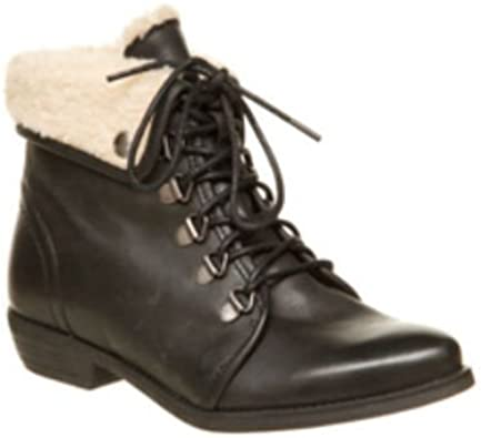 Office Womens Nice One Black Boot