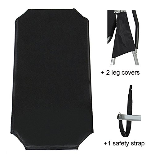 GreenMoon Oxford Cloth Cover for Inversion Table with Safty Strap by GreenMoon