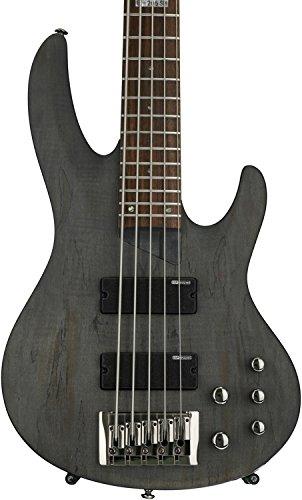 String Bass Guitar Walnut Satin - 4