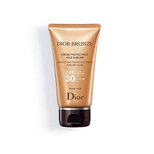7973279cd Christian Dior Bronze Beautifying Protective Creme Sublime Glow SPF 30 for  Face, 1.7 Ounce - Buy Online in Oman. | Health and Beauty Products in Oman  - See ...