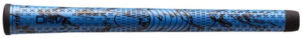 Winn DriTac X Midsize (+1/16'') Blue/Black Golf Grips