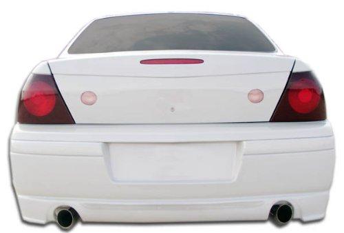 Skyline Rear Lip - Duraflex ED-CJR-768 Skyline Rear Lip Under Spoiler Air Dam - 1 Piece Body Kit - Compatible For Chevrolet Impala 2000-2005