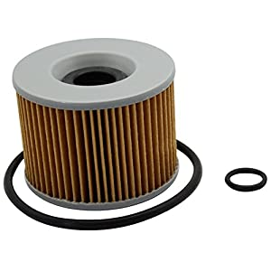 Amazon.com: Cyleto Oil Filter for KAWASAKI ZL900 ELIMINATOR 1985 ...