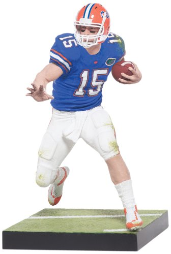 - NCAA University of Florida McFarlane 2012 College Football Series 4 Tim Tebow, 2 Action Figure