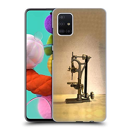 Official Celebrate Life Gallery Drill Press Tools Hard Back Case Compatible for Samsung Galaxy A51 (2019)