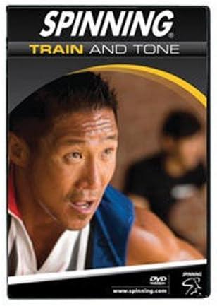 SPINNING® Fitness DVD Train and Tone - Bicicletas estáticas ...