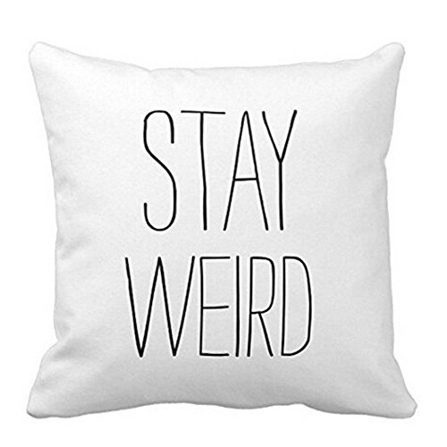 Leaveland Sofa Bed Home Decor Festival Funny Quotes Polyeste