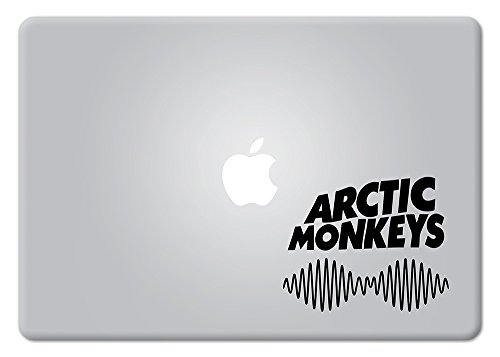 Arctic Monkeys Logo Apple Macbook Decal Vinyl Sticker Apple Mac Air Pro Retina Laptop - Turner Sticker