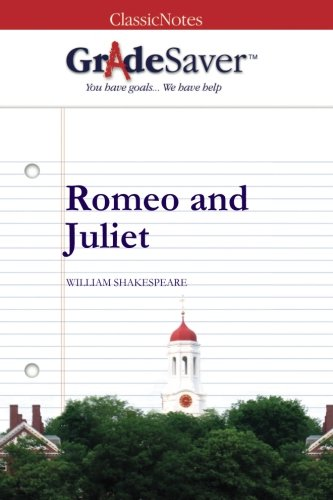 Romeo And Juliet Characters Gradesaver