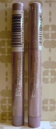 MAYBELLINE Eye Shadow - Maybelline - Eye Express Cream Shadow Stick (Sweet Thing Collection) #400 Lovely Lilac(Qty, of 2 pencils)LIMITED