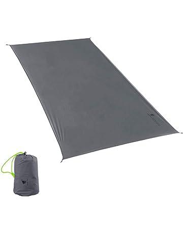 GEERTOP Lona de Suelo 20D para Tiendas de Campaña Impermeable Ultra Ligera 1 - 4 Personas