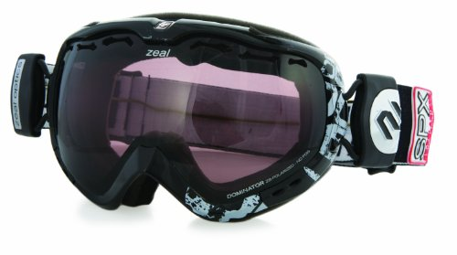 Zeal Optics Dominator SPX Goggle (Satin Black)