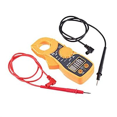 ACE New High Accurate Durable Voltage Current Tester LCD Digital Multimeter Electronic Automatic Tester AC/DC CLAMP Meter